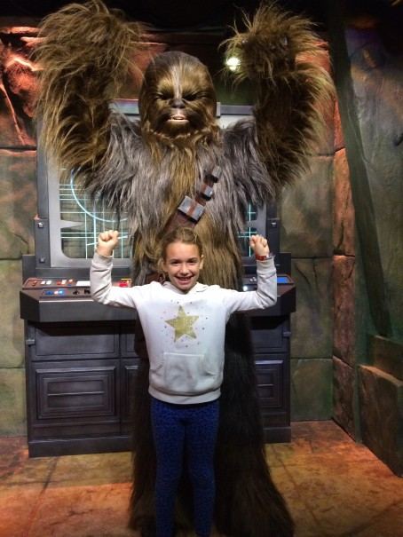 Season of the Force Chewie