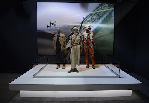 STAR WARS NYC exhibition