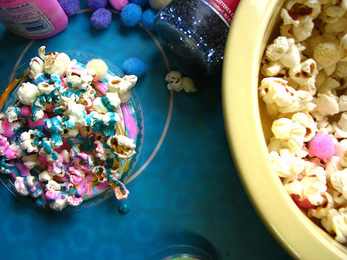 popcorn crafts
