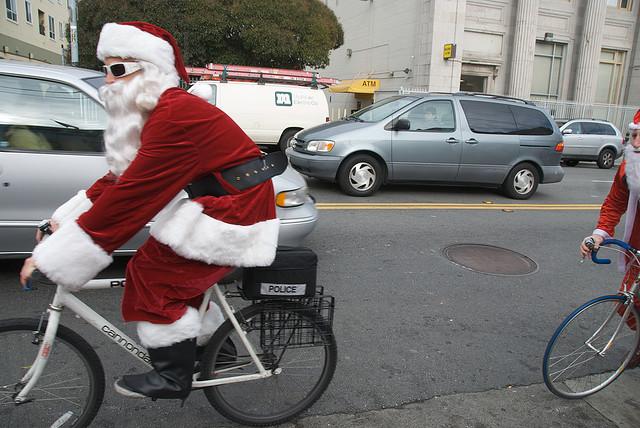 SF Santa