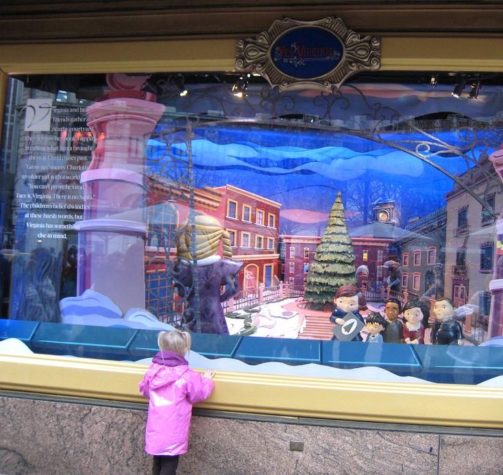 macys holiday window