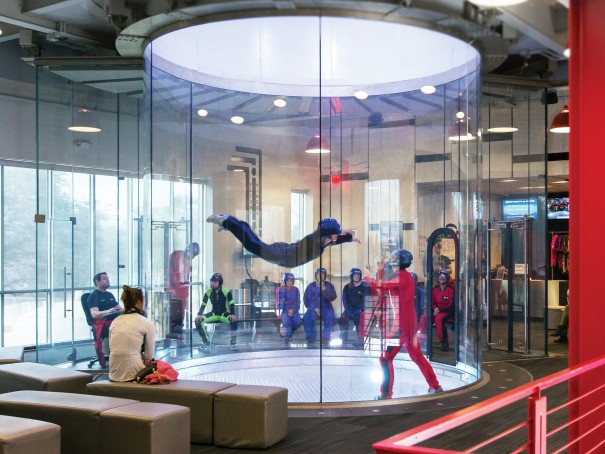 iFLY Tunnel