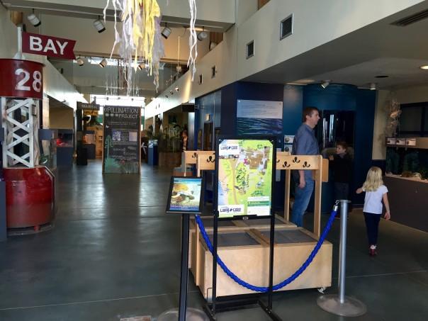 Living Coast Discovery Center Entrance
