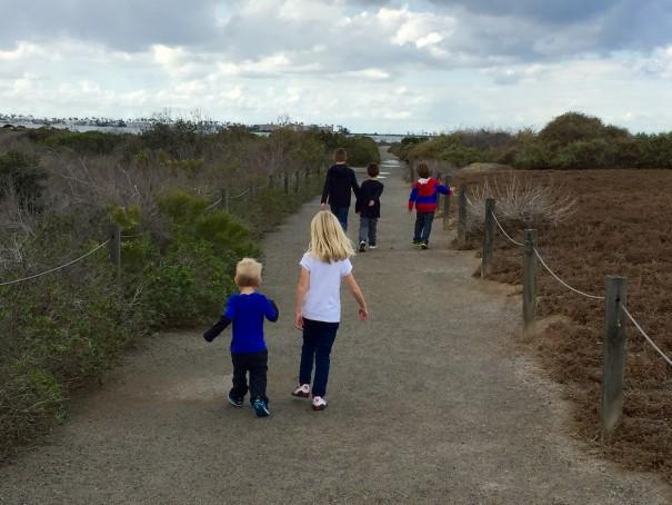 Living Coast Discovery Center Trails