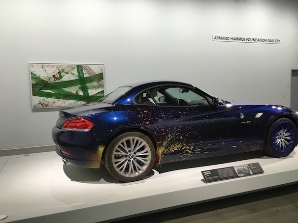Petersen Car Painting