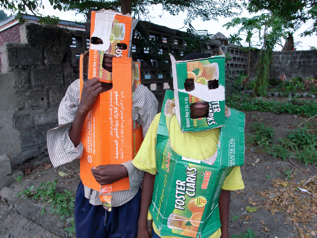 robotcostume- tomas via flickr