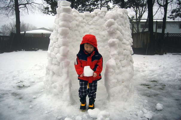 snow day cc Joseph C via flickr