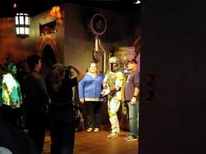 Star Wars Season of the Force Launch Bay Boba Fett at Disneyland
