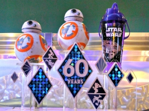 Star Wars Season of the Force sippers at Disneyland