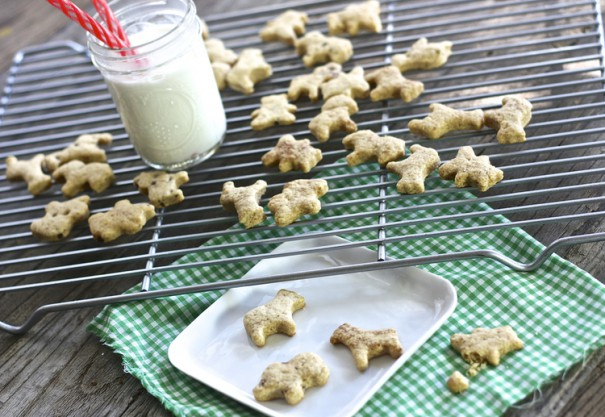 BabyFoodE Animal Crackers
