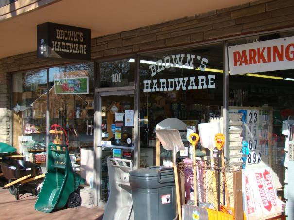 BrownsHardware