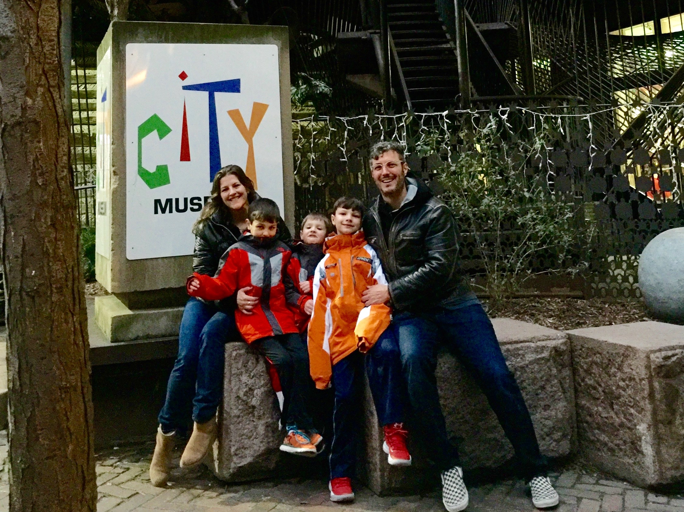 City Museum, Altschuler Family