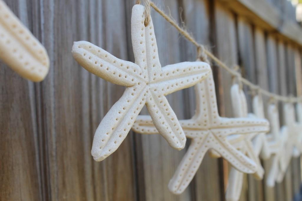Saltdough Starfish