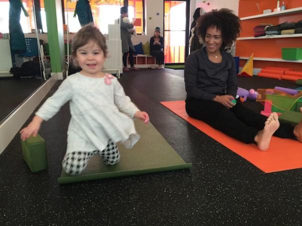 Monkey Do! Yoga Kids