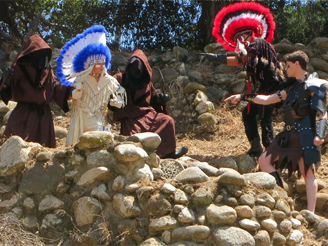 Camp Shi-ini in Pasadena: Native American themed adventures await