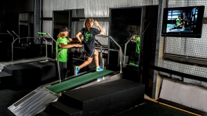 Acceleration Treadmill