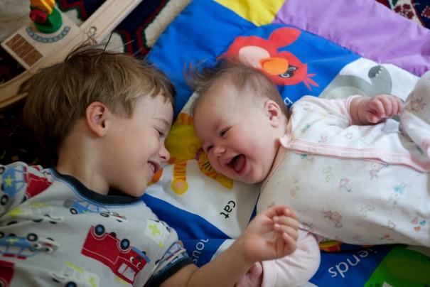 Baby laugh-Lars Plougmann-flickr