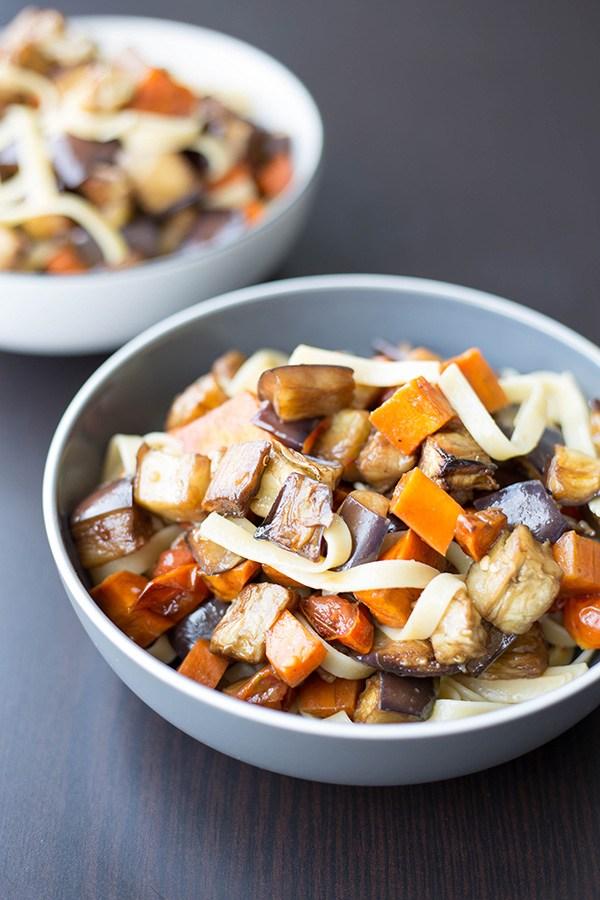 Balsamic-Roasted-Vegetable-Pasta-3