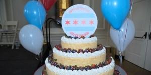 CHICAGO'S 179TH BIRTHDAY CELEBRATION