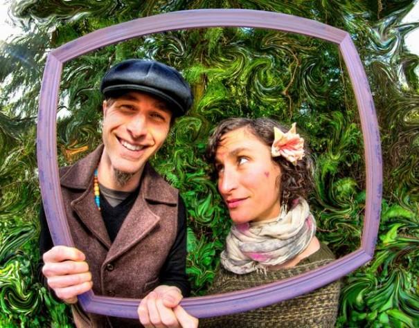 Fambly Ramble: Red Yarn and The Harmonica Pocket