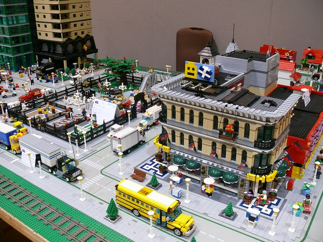 Lego Convention 3