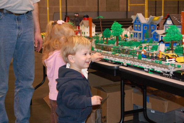 Lego Expo Kids