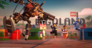 LEGOLAND 4D Movie Trailer 4