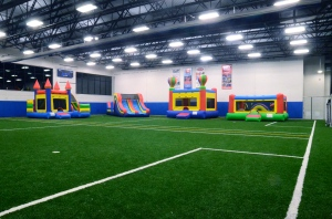 Naperville Yard Inflatables 2