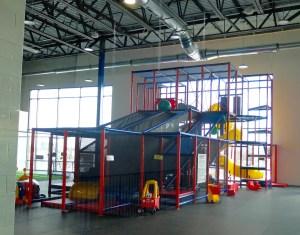 Naperville Yard Jungle Gym