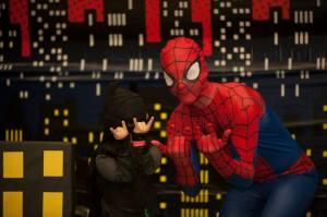 Superhero Smash Eola Community Center