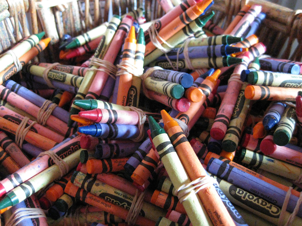 crayons-ryan via flickr