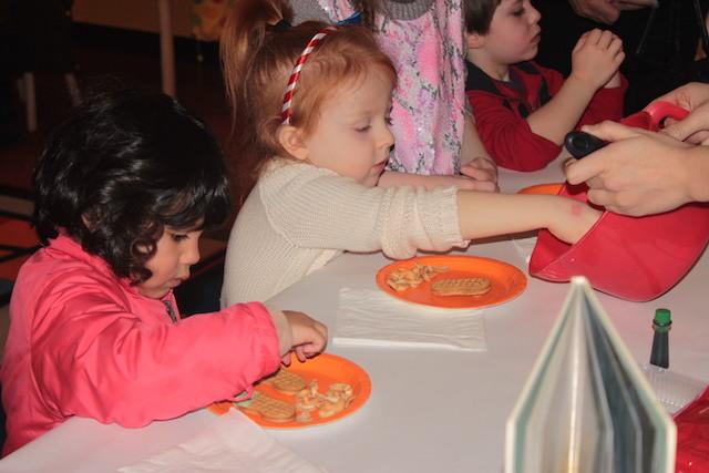 Kids Cook Seattle Children's Museum