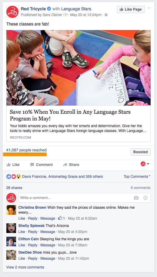 Language Stars 0520