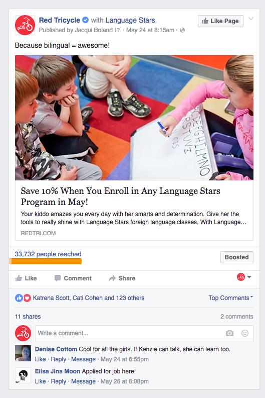 Language Stars 0524