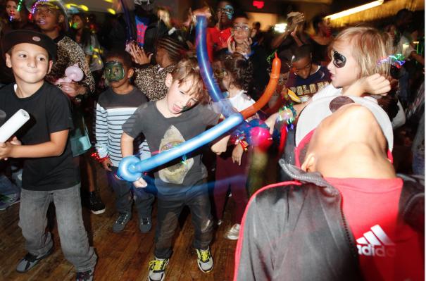 little club heads -dance