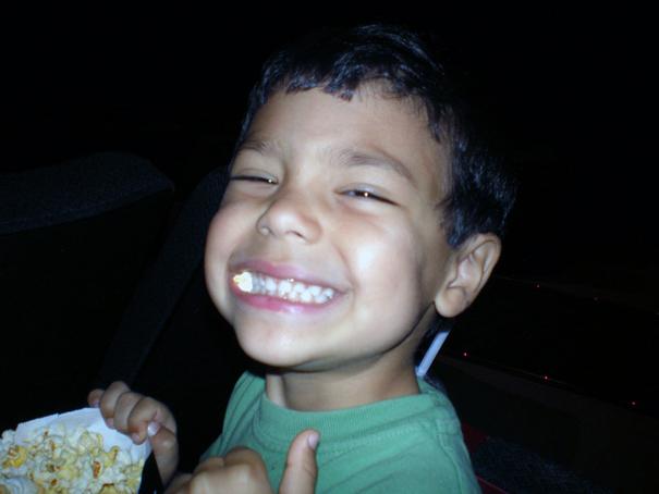 movie popcorn CRDT