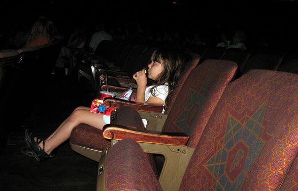 movie theater CRDT