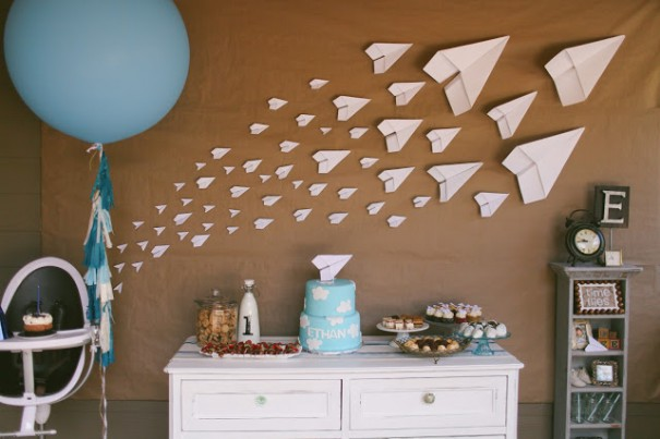 First Birthday Party Ideas For A Baby Boy
