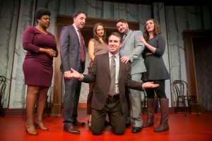 The Second City Mainstage's 104th Revue