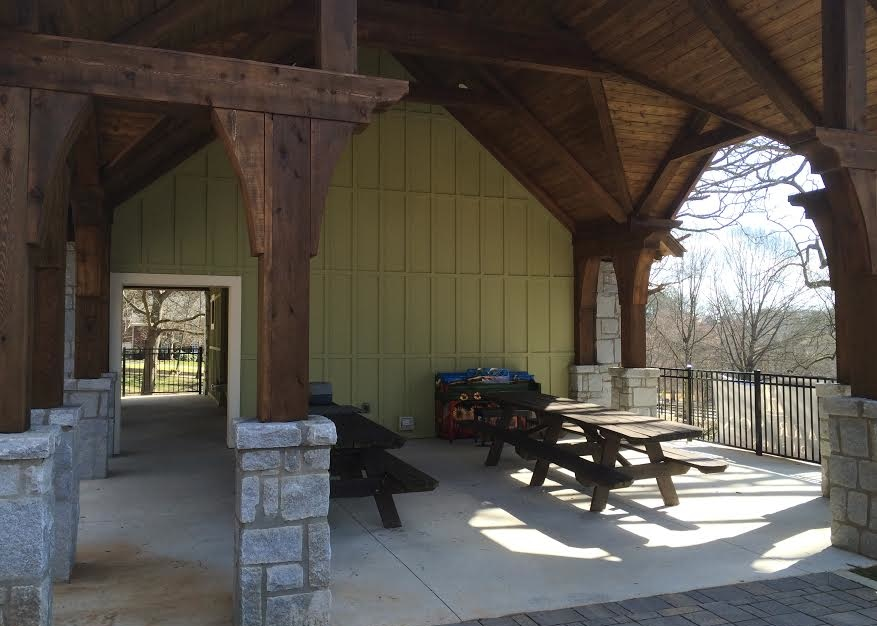 Chastain Pavillion