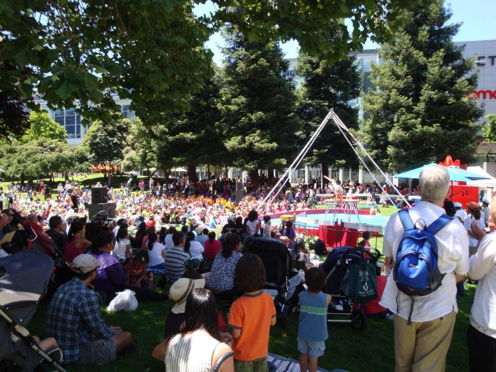 Circus Bella - Children's Garden Series at Yerba Buena Gardens Festival