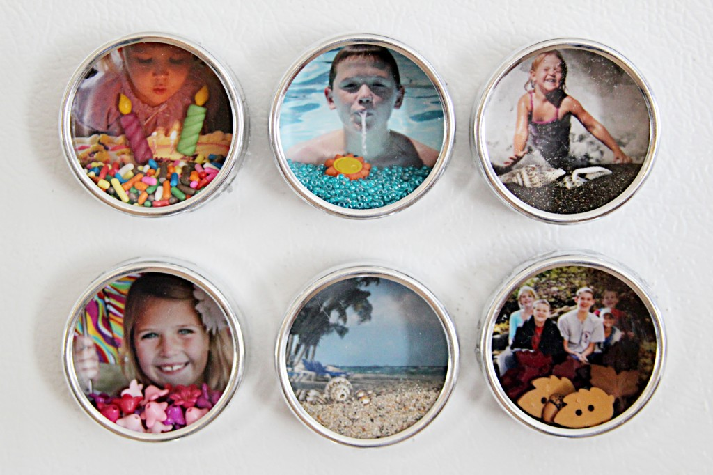 Crafts Unleashed - Consumer Crafts - Shadow Box Magnets