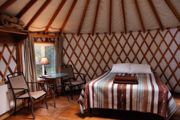 No Tent No Problem 14 Terrific Yurt Camping Spots In Washington The yurts (what's a yurt?) have plush, comfortable beds with linens, cozy comforters and colorful quilts. yurt camping spots in washington
