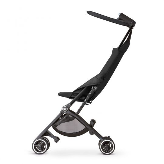 gb Pockit Stroller_Monument Black_side view_unfolded_800x800 (optimized)