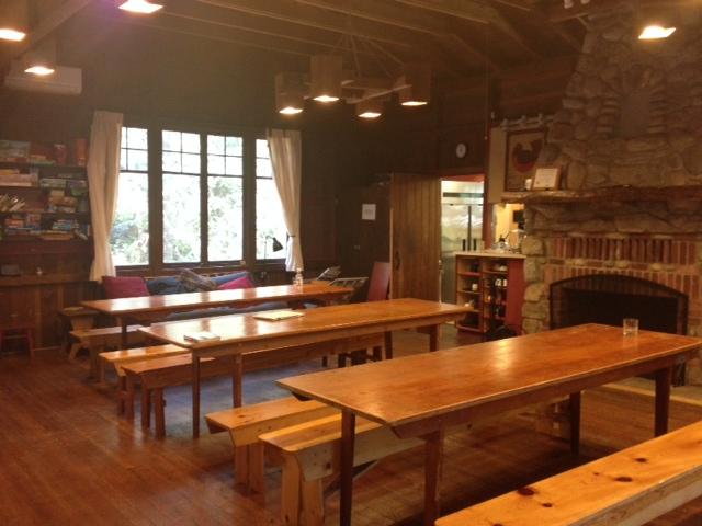 Kitsap Cabin interior KFT