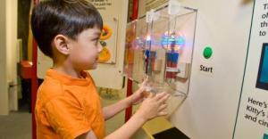Kohl Childrens Museum Toy Exhibit