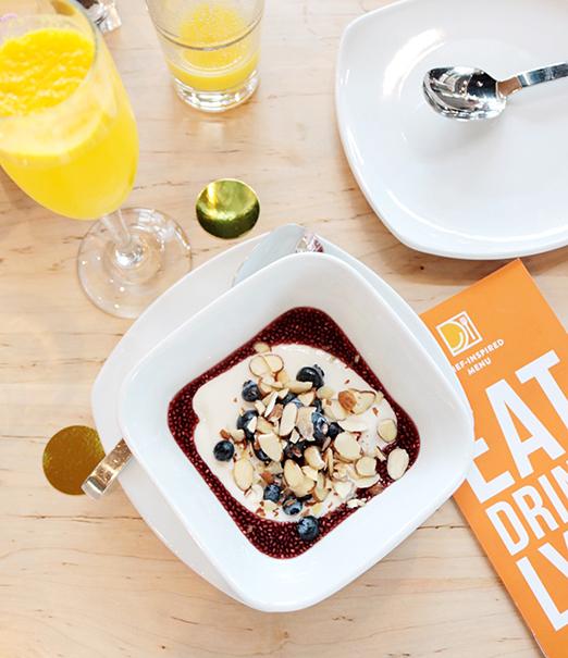 LYFE Kitchen yogurt