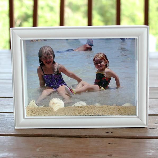 We Made That - Beach Shadow Box