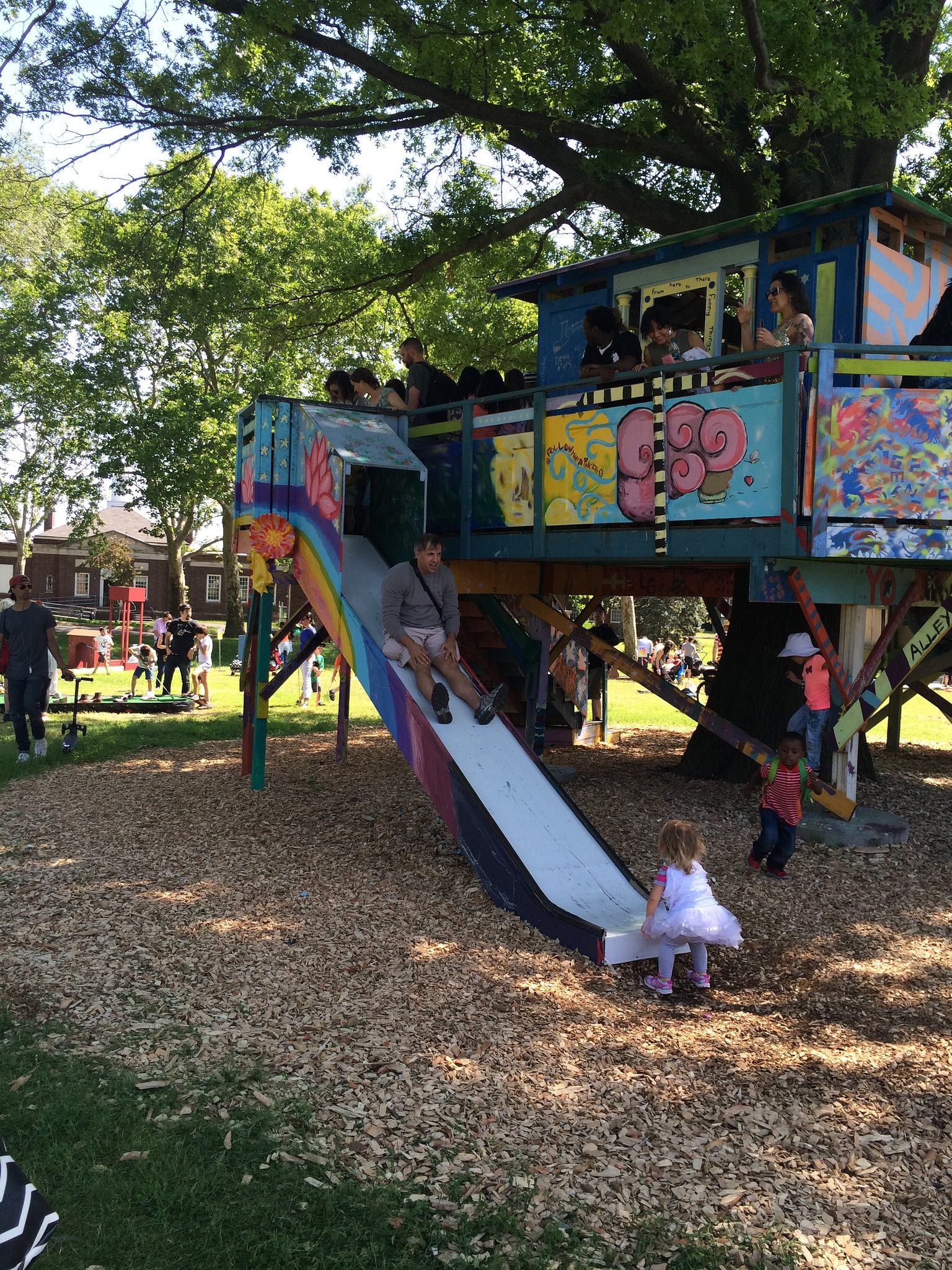 Adventures at Governors Island Opens Mini Golf