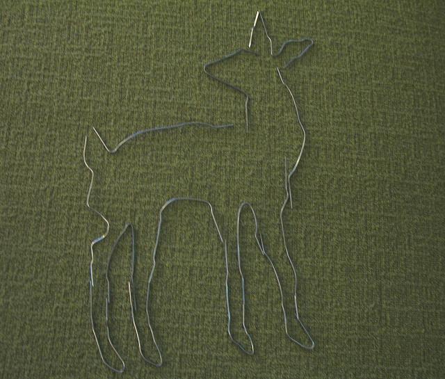 paper clip deer hack